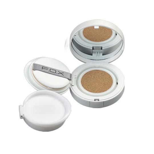 fox輕柔氣墊BB水粉SPF50+++ 15gx2 Vivo薇朵