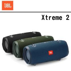 【JBL】可攜式防水藍牙喇叭  Xtreme 2