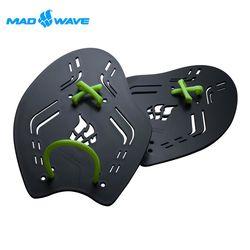 俄羅斯MADWAVE paddles EXTREME 游泳掌拍