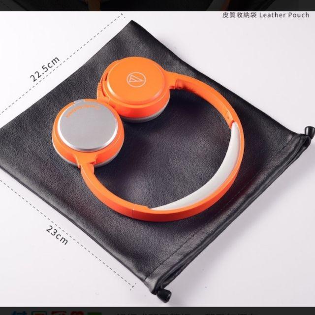金曲音響 | 皮質 折疊式 耳罩式 頭戴式 耳機 收納袋 WS55 M50 Grado