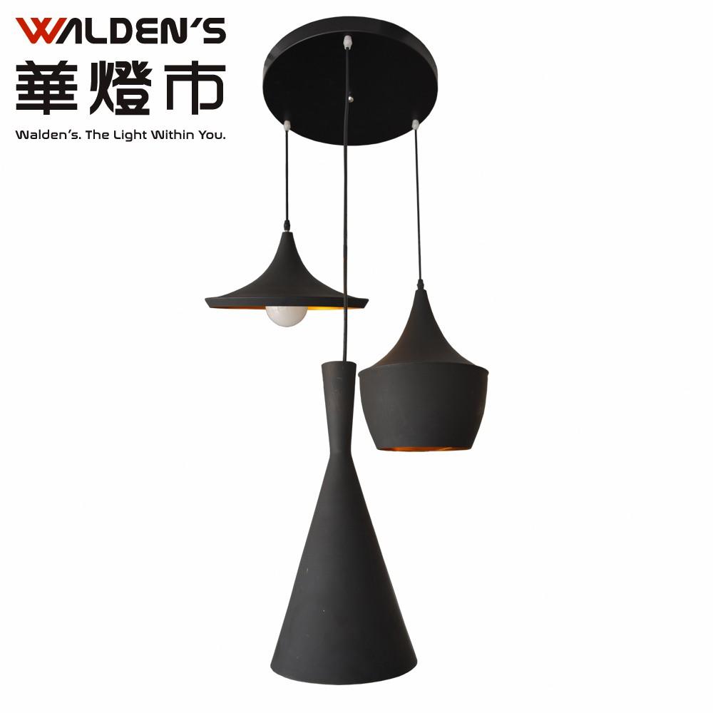 【華燈市】印度風三合一復刻吊燈組(圓盤) 0400568 燈飾燈具 餐廳燈書房燈