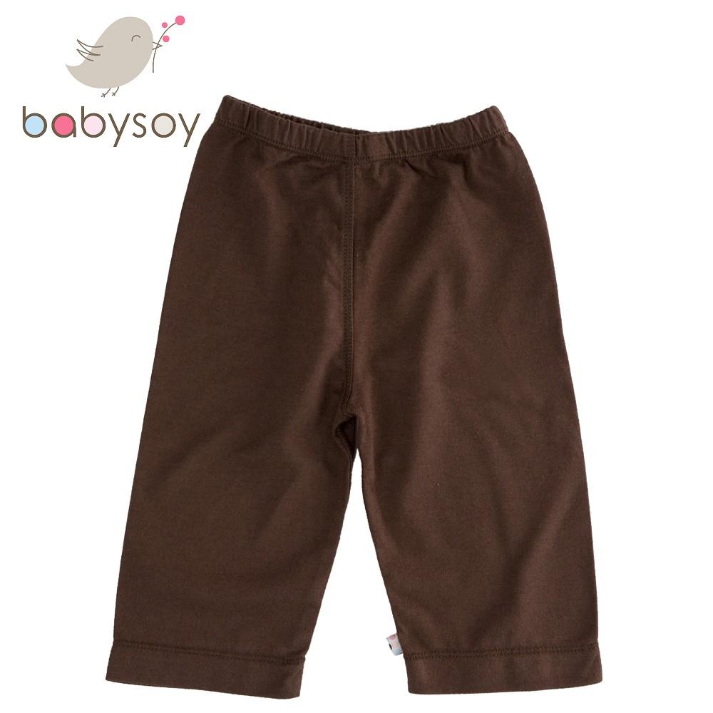美國 [Babysoy] 時尚百搭彈性長褲126-