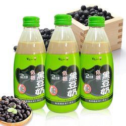 【羅東農會】羅董特濃低糖  ─ 台灣青仁黑豆奶家庭號24瓶裝(245ml)