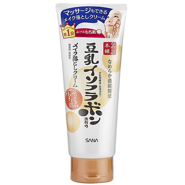 SANA 豆乳美肌保濕卸妝霜(180g)【小三美日】D457005