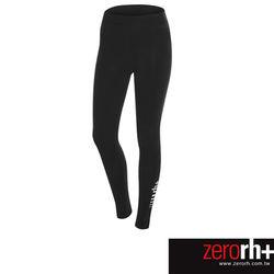 ZeroRH+ 義大利專業Ergo W Tight刷毛自行車褲 ●黑/白、黑色● ICD0231