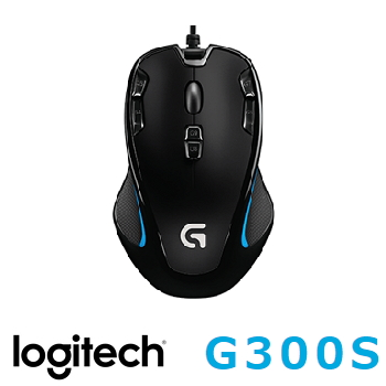 羅技 Logitech G300s 遊戲滑鼠(910-004348)