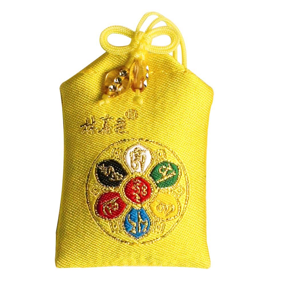 〔買一送一〕【林海陽】六字箴言招財金御守福袋護身符-吊飾掛件 開運配飾