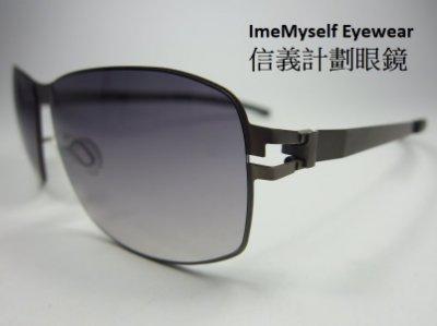 信義計劃眼鏡 Hummer 8615 太陽眼鏡 超輕金屬框 無螺絲 超越 Mykita ic! berlin Bywp