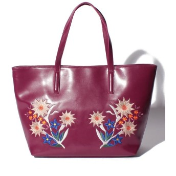 SLY スライ EMBROIDERY TOTE