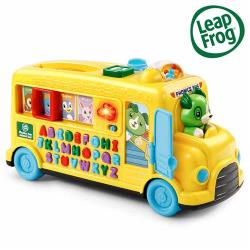 美國[LeapFrog跳跳蛙]動物字母發音小巴士