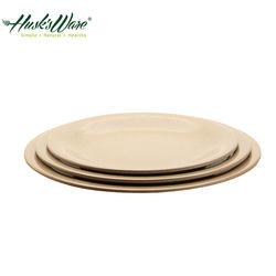 【美國Husks ware】稻殼天然無毒環保餐盤3件組