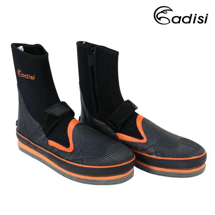 ADISI 長筒EVA防滑釘鞋AS14052