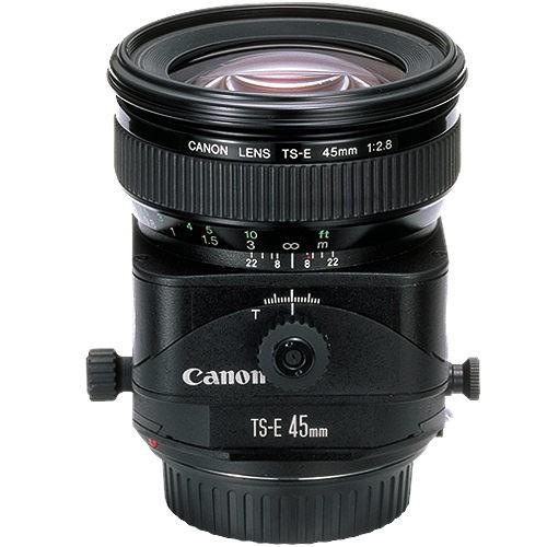 Canon TS-E 45mm f/2.8 移軸鏡頭 公司貨 送蔡司拭鏡紙20張+蔡司防霧噴罐+蔡司拭鏡布