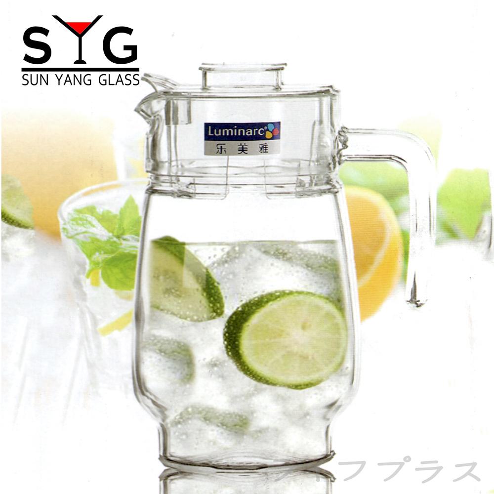 樂美雅玻璃冷水壺-1.6L