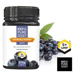 紐西蘭恩賜 藍莓麥蘆卡蜂蜜UMF5(375公克)