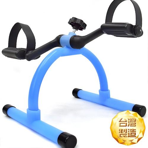 台灣製造 手足健身車.臥式美腿機.單車腳踏器.兩用手腳訓練器.室內腳踏車自行車.運動健身器材P280-001