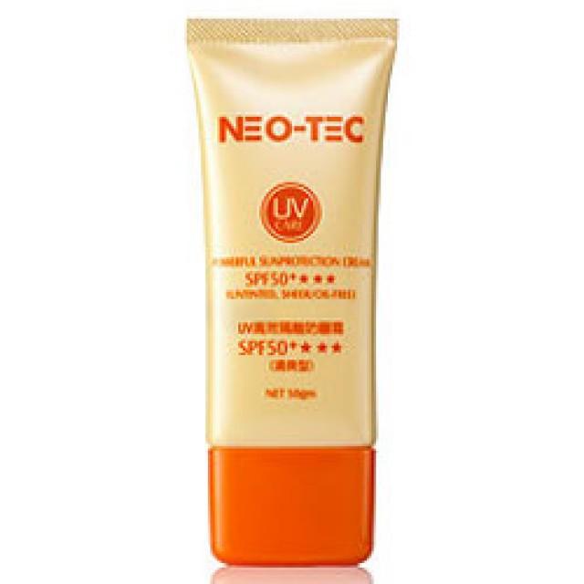 妮傲絲翠 UV高效隔離防曬霜SPF50+(清爽型) 50gm