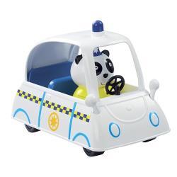 Peppa Pig粉紅豬小妹 - 可愛警車