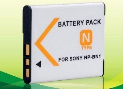 *╮小美 SONY QX10 手機外掛鏡頭 專用NP-BN1防爆電池 for DSC QX10 智慧型手機外掛式鏡頭