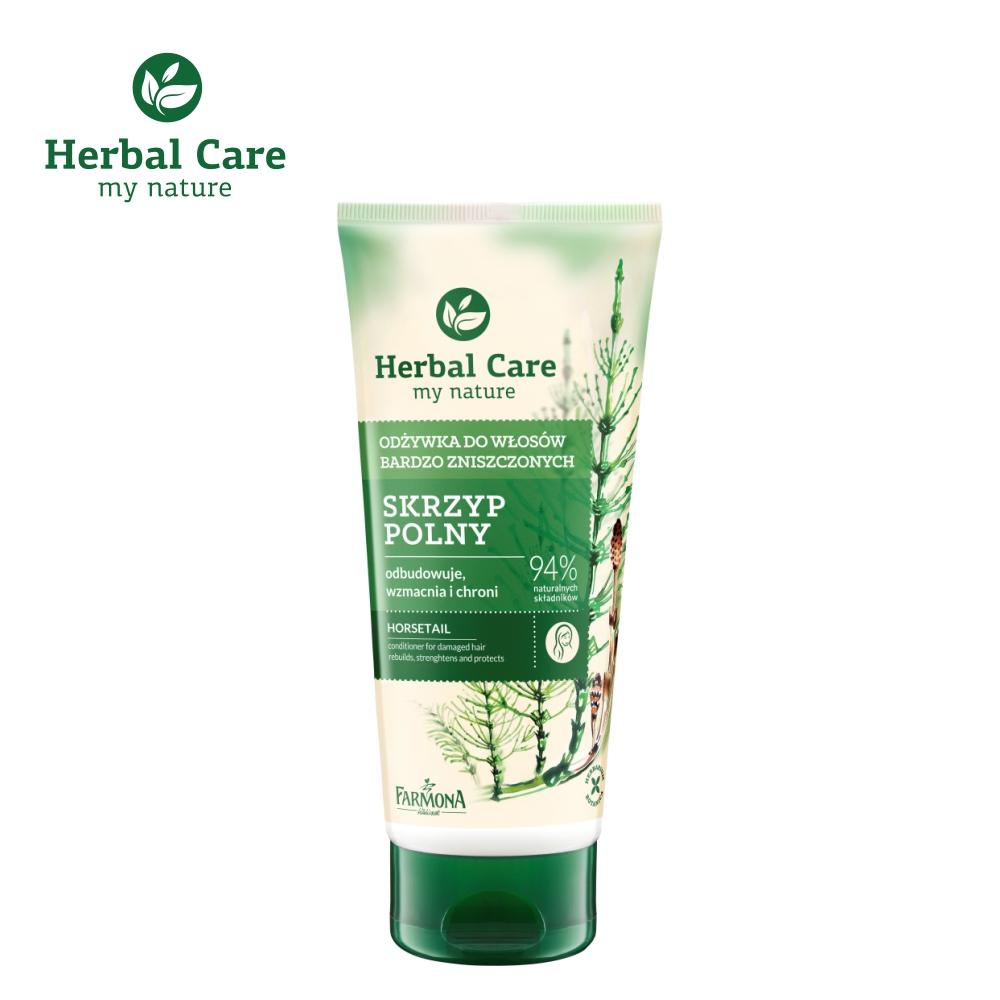 【Herbal Care】馬尾草光澤柔順護髮素