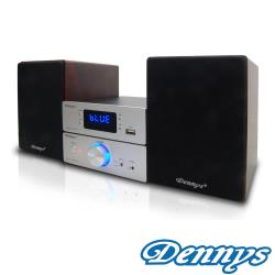 Dennys 藍牙/FM/USB/MP3迷你音響組(MD-550BT)