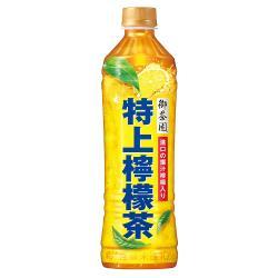 御茶園 特上檸檬茶 550ml(24入)