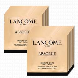 LANCOME蘭蔻 絕對完美黃金玫瑰修護乳霜1mlx24
