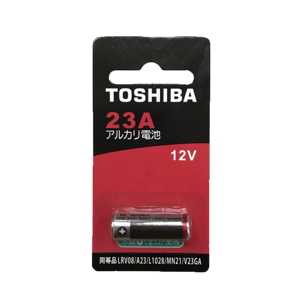 【東芝】電池23A-1入卡