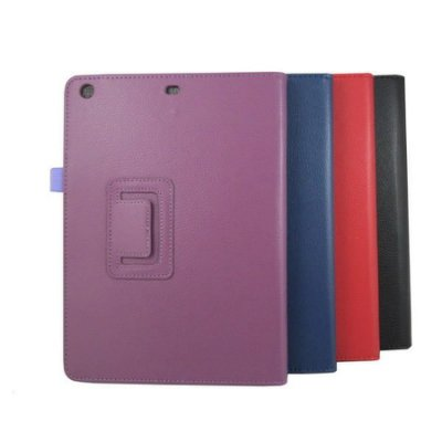 L57荔枝支架iPad Air平板皮套(加贈螢幕保護貼)