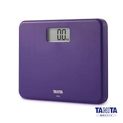 日本TANITA 粉領族迷你全自動電子體重計HD-660-薰衣紫-台灣公司貨