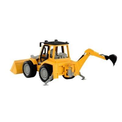 B.Toys  雙頭輪胎式挖土機