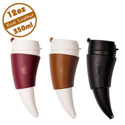 【Goat Story】Goat Mug 真皮款山羊角咖啡杯 12oz/350ml