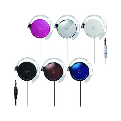 Audio-Technica 鐵三角 EQ300M BK(黑)耳掛式耳機