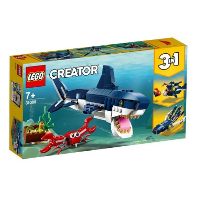 【LEGOVA樂高娃】LEGO 樂高 CREATOR 31088 深海生物 下標前請詢問
