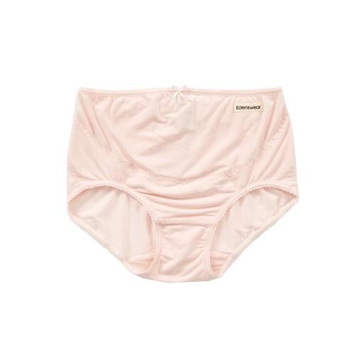 Edenswear 伊登詩 - 鋅纖維抗敏衣系列-孕媽咪抗菌除臭內褲-淺粉