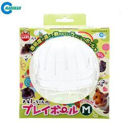 【MARUKAN】日本 鼠鼠運動滾球-M號(ML-114)