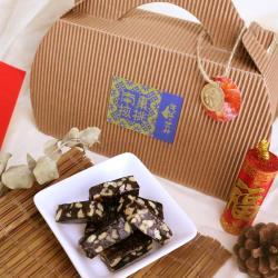 午後小食光-南棗核桃糕手提禮盒(450g/包)