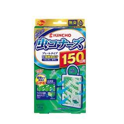 日本 KINCHO 金鳥防蚊掛片150日x1入