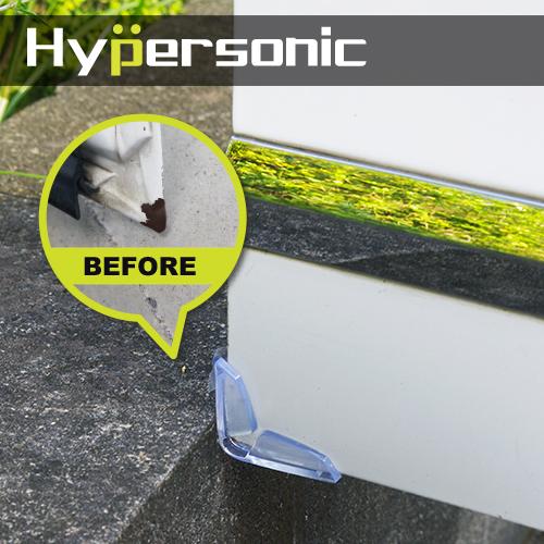 Hypersonic HPN134 車門角隱形防碰片 透明防撞片 防撞條 汽車車門邊角 保險桿 保護烤漆