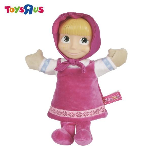 玩具反斗城 瑪莎與熊 瑪莎手偶