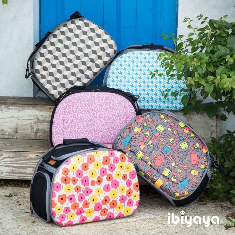 【ibyaya依比呀呀】新輕巧摺疊寵物提包《FC1420》【馬吉家族】〔預購/現貨〕共五款