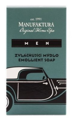 【MANUFAKTURA】蔓菲蘿 // 男士專用洗面皂 //150g