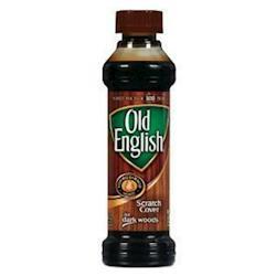 美國 Old English  高級木質傢俱保養油--深色(修護刮痕專用)(8oz/236ml)x1