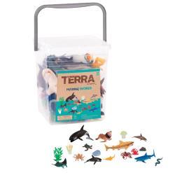 美國TERRA-海洋世界(情境桶)