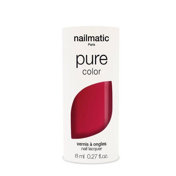 Nailmatic 純色生物基經典指甲油-PALOMA-覆盆子