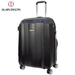 ALAIN DELON 亞蘭德倫 25吋榮耀傳奇系列旅行箱(黑)