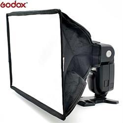 Godox神牛SB2030機頂閃光燈柔光罩(大)外閃燈柔光盒外跳燈