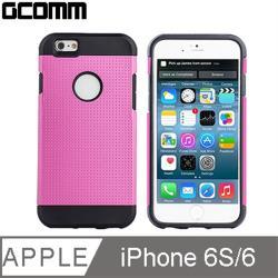 "GCOMM iPhone6S/6 4.7"" Slim Shield 圓薄盾甲防摔保護殼 嫩桃紅"