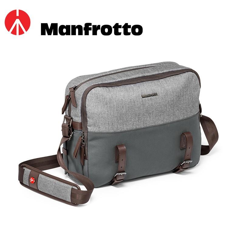 Manfrotto MB LF-WN-RP 溫莎生活系列 記者攝影包 單反 相機側背包 單肩 相機專家 [正成公司貨]