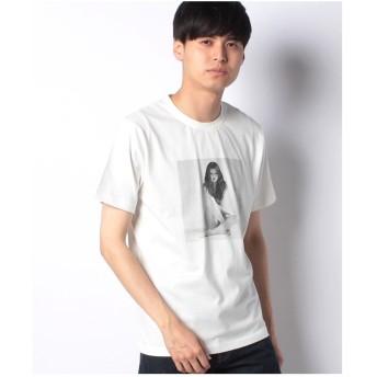 WEGO WEGO/セレーナ・ゴメス別注Tシャツ(ホワイト)【返品不可商品】